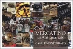 Casale monferrato Mercatino antiquariato